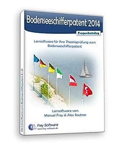 Bodenseeschifferpatent 2014 - Fragenkatalog
