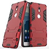 Case for Nokia 7 (5.2 inch) 2 in 1 Shockproof with