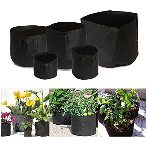 JOYOOO 3x sacchi per piante di tessuto