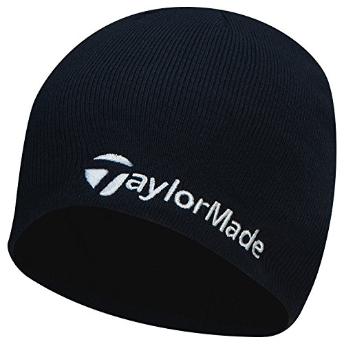 taylormade-2017-thermal-fleece-beanie-double-knitted-mens-golf-hat-navy