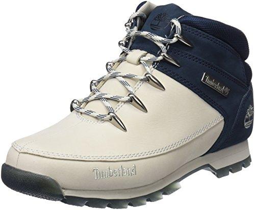 Timberland Euro Sprint Hiker, Botas Chukka para Hombre, Azul (Rainy Day/Navy F48), 41 EU