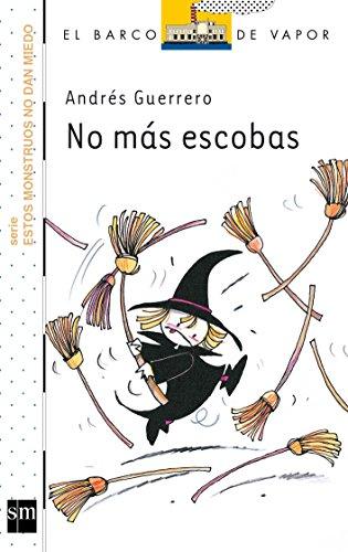No más escobas (Barco de Vapor Blanca) por Andrés Guerrero