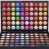 120 Spritech? profesional paleta de sombra de ojos maquillaje de ojos colores combinación palet para uso doméstico y estudio fotográfico
