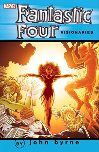 [Fantastic Four Visionaries: John Byrne Vol. 7] (By: Bob Layton) [published: June, 2007]