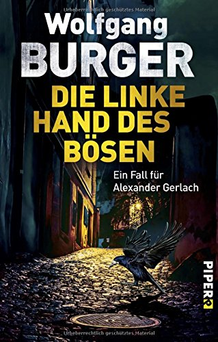 Burger, Wolfgang: Die linke Hand des Bösen
