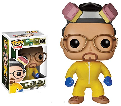 Funko Pop Walter White con traje de cocinar (Breaking Bad 159) Funko Pop Breaking Bad