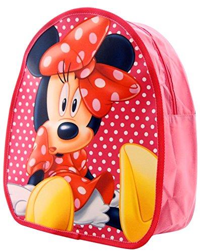 Imagen de disney minnie mouse ar672/99042   infantil minnie surt 2 capacidad 30 x 10 x 25 cm  infantil 30 cm , multicolor
