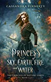 Book cover image for Princess of Sky, Earth, Fire and Water (The Princess of Nature Series Book 1)