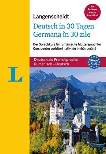 Langenscheidt Deutsch in 30 Tagen - Sprachkurs mit Buch und Audio-CD: Der Sprachkurs für...