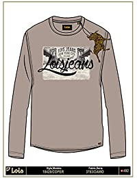LOIS - Camiseta Coper Damo, Hombre