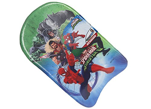 amazing-spiderman-floating-board-spiderman-vs-sinister-6-kick-board-swim-board