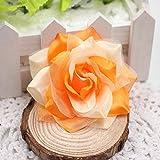 Generic 10pcs 6cm silk roses artificial ...