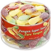 Red Band Zun gen super sauer fg 100 Stück 1.28 kg, 6er Pack (6 x 1.28 kg)