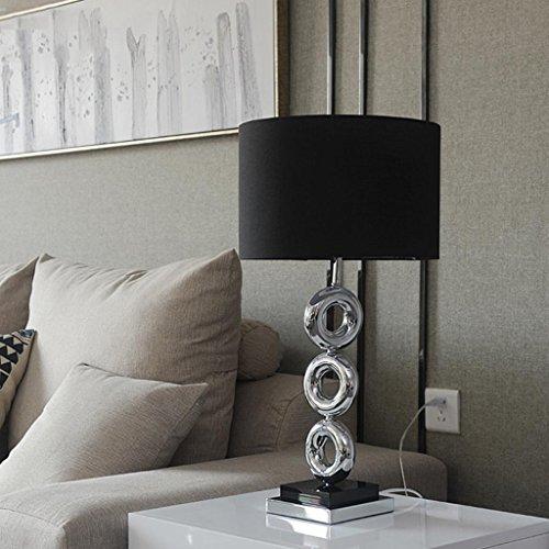Off-glühlampen-dimmer (DZW Kreative Persönlichkeit Kristall Tischlampe Nachttischlampe Einfache moderne Wärme Dekorative Tischlampe Schlafzimmer, Wohnzimmer, Studie LED-Lichtquelle, Eine Mehrzwecklampe)