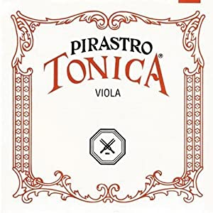 Pirastro P4220 Tonica Viola String Set - 4/4 to 3/4