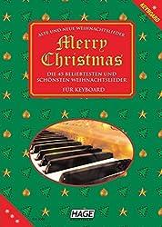 Merry Christmas für Keyboard mit 45 Midifiles in GM/XG/XF und 14 Styles