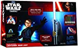 Star Wars Science Deluxe 8 Colour Lightsaber Room Light