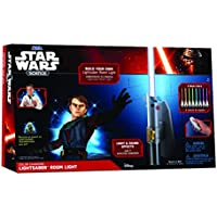 Star Wars Science Deluxe 8 Colour Lightsaber Room Light