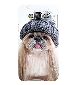 99Sublimation Cute Puppy 3D Hard Polycarbonate Back Case Cover for Samsung Phones