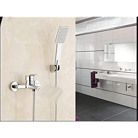 CAC Miscelatore incasso per doccia rame bagno