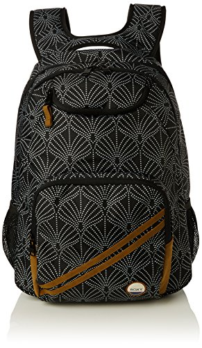 Roxy Shadow Swell Soul Zaino Casual, 46 cm, in The Breeze True Black