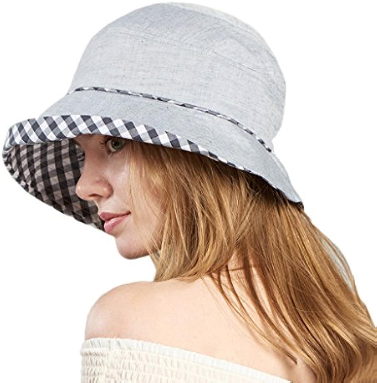 SUSHI Cappello Estivo da per Visiera - Cappello da Estivo Spiaggia Casual da  Spiaggia Cappello Pieghevole d5fca9e4dedc