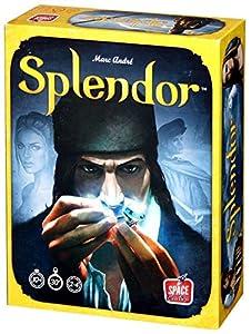 Asmodee Splendor - Juego de estrategia Versión importada (inglés)