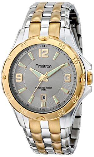armitron-hommes-de-20-4963svtt-facade-a-cliquet-bicolore-montre-bracelet