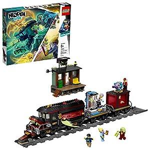 LEGO Hidden Side 70424 – Treno Fantasma Express, Set di Costruzione Fantasma (698 Pezzo)  LEGO