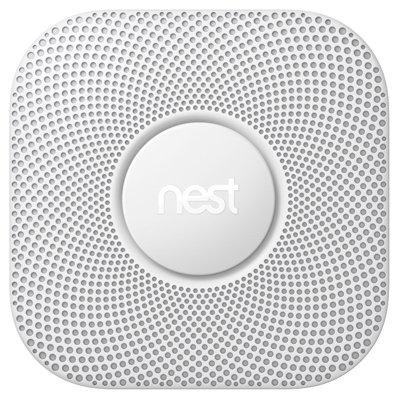 Nest Protect Rauch und Kohlenmonoxid Alarm, verkabelt (2. Generation)
