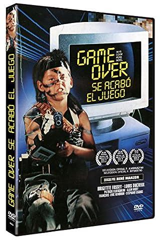 GameOver se Acabó el Juego DVD 1989 3615 code Père Noël -Dial Code Santa Claus - Game Over: Hide and Freak