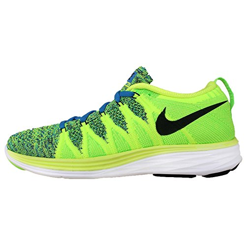 Nike Flyknit Lunar2, Chaussures de running homme Grün (Grün)