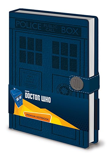 Doctor Who Premium Notizbuch Tardis