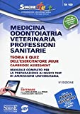 Scarica Libro Medicina odontoiatria veterinaria professioni sanitarie Teoria e quiz dell esercitatore MIUR Cambridge Assessment online Con software (PDF,EPUB,MOBI) Online Italiano Gratis