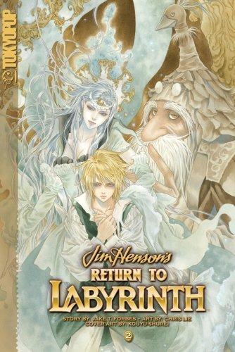 Return to Labyrinth: v. 2 by Forbes, Jake T. (2007) Paperback