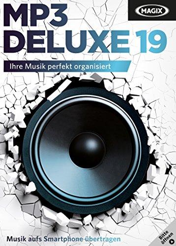 Produktbild MAGIX MP3 deluxe 19