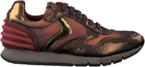 """Damen Sneaker """"Julia Power"""" - von Voile Blanche - Farbe bronzo-rosso Bronzo-Rosso-Brandy"""