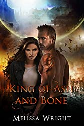 King of Ash and Bone (Shattered Realms Book 1) (English Edition)