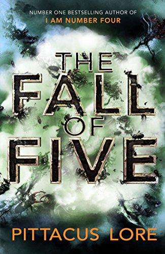 The Fall of Five: Lorien Legacies Book 4 (The Lorien Legacies)