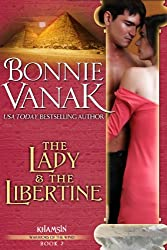 The Lady and the Libertine (Khamsin Warriors of the Wind Book 7) (English Edition)