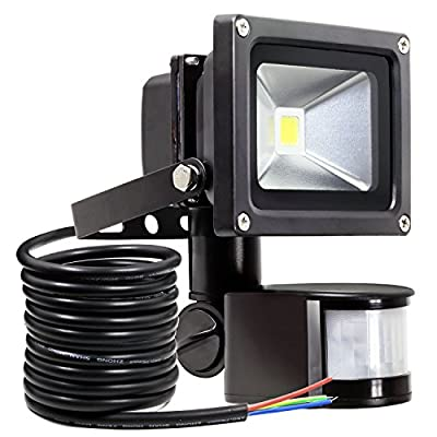10W Motion Sensor Light