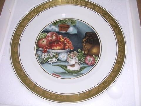 Royal Copenhagen Hans Christian Andersen Thumbelina Plate by Royal Copenhagen