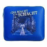 Laptop Tasche FC Schalke 04 + gratis Sticker Gelsenkirchen forever, S04, Tasche, Notebook Tasche, PC Tasche, Bag