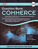 Question Bank Commerce (Book & Copy of Current Economic Informa)