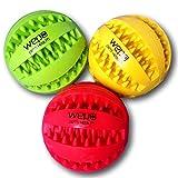 WEPO | Hundespielzeug | Kauball mit Noppen | Robuster...