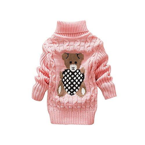 IEUUMLER Bebé una niña de Sweatershirt de Dibujos Animados, Lindo Jersey de...