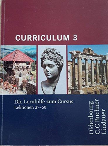 Curriculum 3: Lernhilfe (Lektionen 37-50)