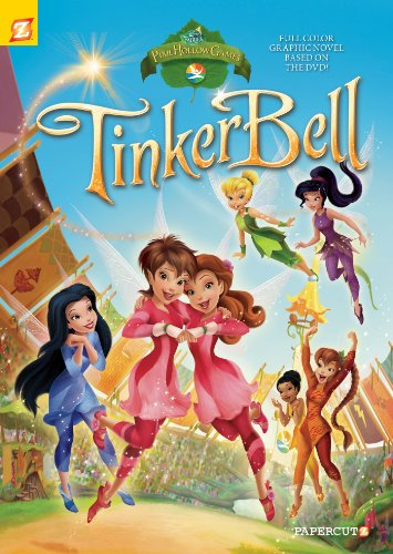 Tinker Bell and the Pixie Hollow Games