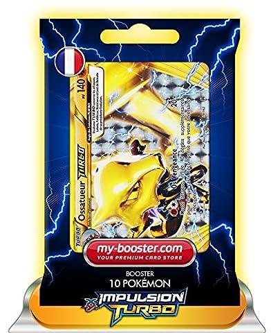 OSSATUEUR TURBO 79/162 140PV XY08 IMPULSION TURBO - Booster de 10 cartes Pokemon francaises my-booster