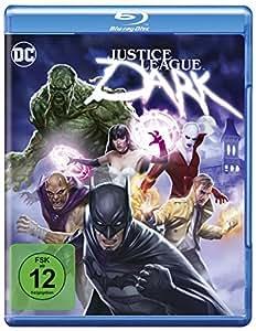 Justice League Dark [Blu-ray]